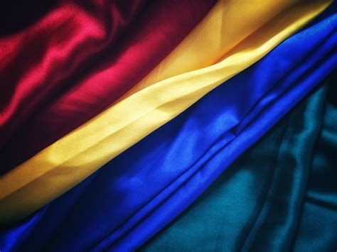 wallpaper fabric red yellow blue hd photography