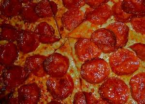 pepperoni pizza on Tumblr