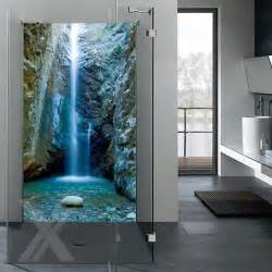 wandbilder badezimmer wandbild dusche glasbild duschrückwand esg glas nischenbild wandschutz bad motiv ebay