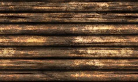 Free Logs Wall Patterns For Photoshop And Elements