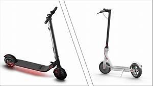 A Thorough Evaluation: Segway KickScooter ES2 vs Xiaomi ...
