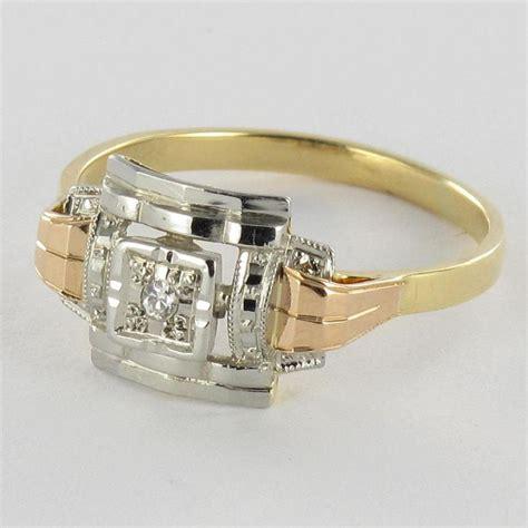 bague ancienne d 233 co diamant bijoux anciens bijouxbaume