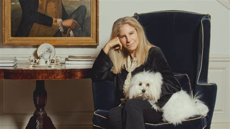 barbra streisand cant get out of so she