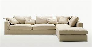 A thogmartin classic and comfortable sectionals for Comfortable contemporary sectional sofa