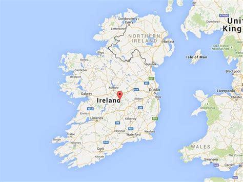 map  ireland  ad