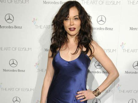 Twitter temporarily suspends actress Rose McGowan, vocal ...