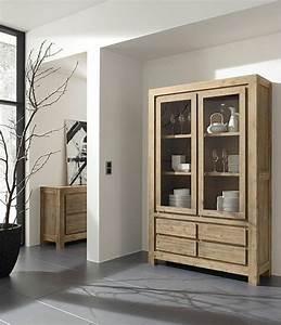 Soft Close Türen : m bel online kaufen glasvitrine mit 2 t ren 4 schubl den soft close zus griffe 2 ~ Buech-reservation.com Haus und Dekorationen