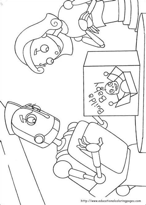 Battlefield Kleurplaat by Robots Coloring Pages Educational Coloring