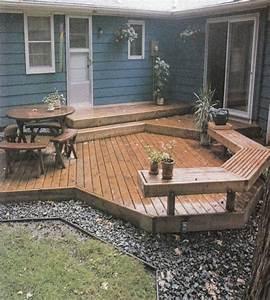 Small, Wooden, Deck, Remodel, Ideas, 122, U2013, Decoredo