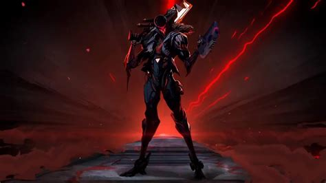 project jhin league  legends  animated wallpaper