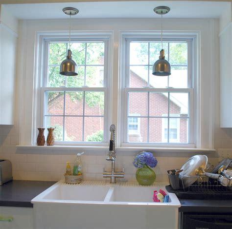 kitchen window lighting diy cheap high hat to pendant conversion effortless 3486