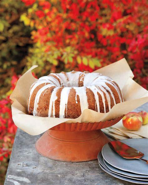 Apple Walnut Bundt Cake Recipe Martha Stewart