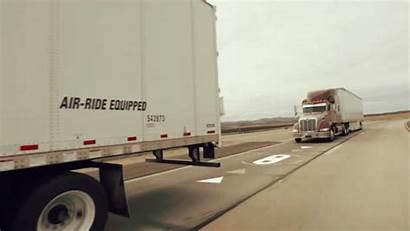 Trucks Semi Trucking Platooning Driving Musk Elon