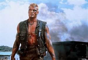 Dolph Lundgren on Red Scorpion, John Woo, his favorite ...
