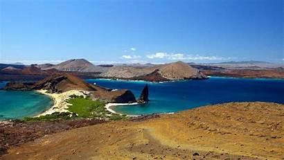 Bartolome Galapagos Island Islands Ecuador Isla Bartolome