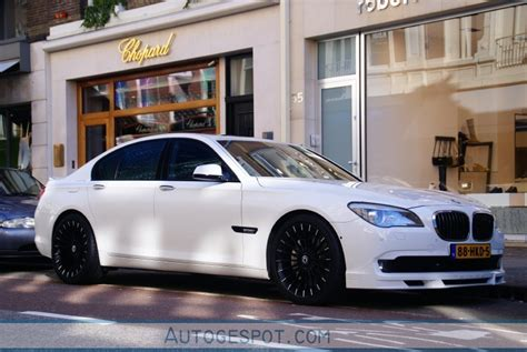White Alpina B7 Spotted In Netherlands