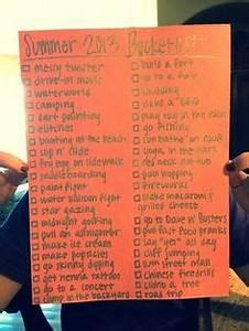 Ye Old Bucket List on Pinterest | Summer Bucket Lists ...