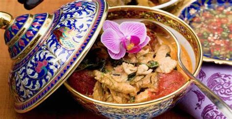 cuisine thailande cuisine thaïlandaise