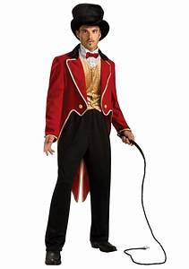 Mens Ringmaster Costume