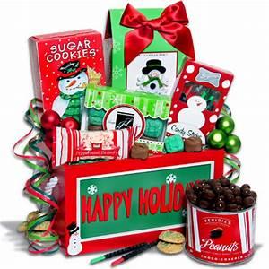 Senior Citizens to pack Christmas baskets