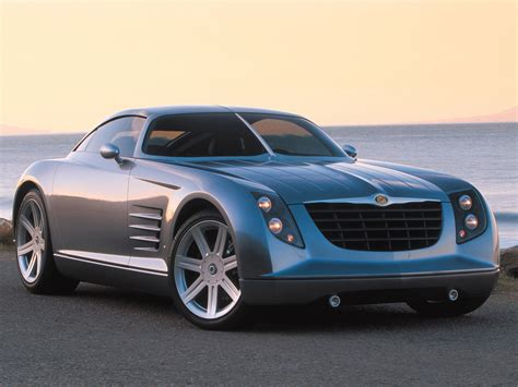 Chrysler Car : Chrysler Crossfire Concept (2001)