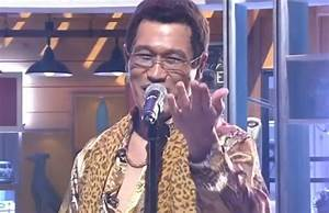 Japanese Singer Or Comedian Who Is PIKO TARO What Is PPAP