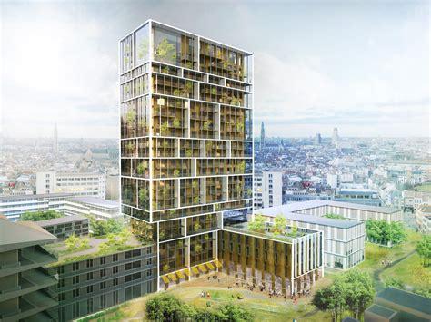 Cf Møller Chosen To Design Antwerp Residential Tower