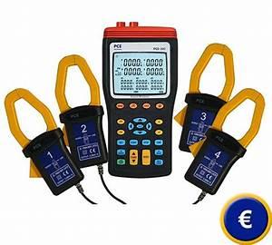 Strom Berechnen 3 Phasen : drei phasen leistungsmesser pce 360 pce instruments ~ Themetempest.com Abrechnung