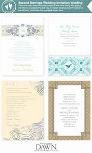 Unique wedding program wording ideas | Invitations by Dawn ...