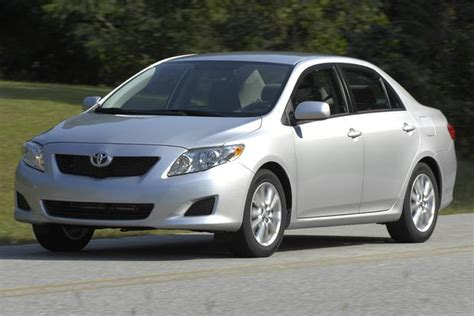 2010 Toyota Corolla Review by 2009 2013 Toyota Corolla Used Car Review Autotrader