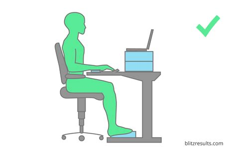 siege afpa la bonne posture à l ordinateur et pour le travail de
