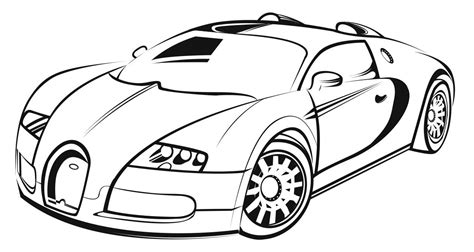 pics for gt drawings of bugatti stencils outlines