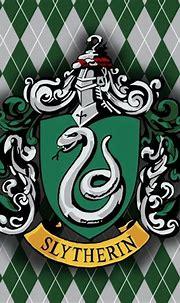 Logo Slytherin Wallpaper | 2021 Live Wallpaper HD