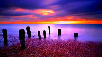Colorful Sunset Sunsets Wallpapers Nature Resolution Background