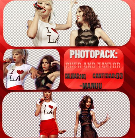 Photopack Png 014 Cher And Taylor By Manuuselena On