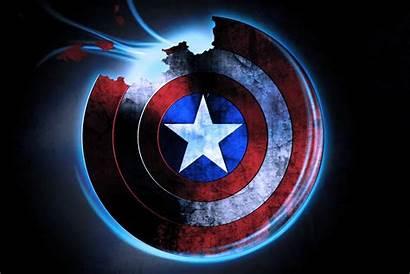 America Captain Broken Shield Return