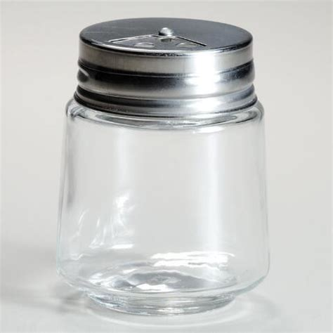 Glass Spice Jars With Shaker Lids by Cylinder Spice Jars With Metal Shaker Lids 4 Pack World