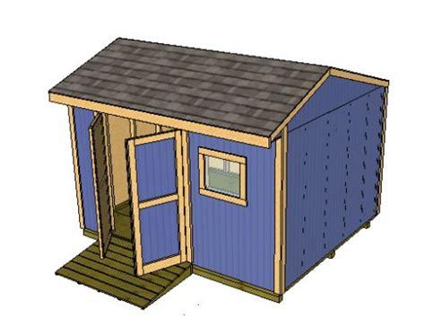 saltbox shed plans storage shed plans