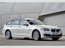 2012 Wagon Showdown BMW 5 Series Touring vs Audi A6 Avant