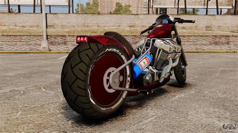 Dragbike Street Racer For Gta 4