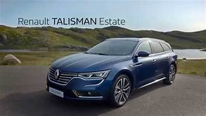 Renault Talisman Versions : renault unveils the new talisman estate renault talisman se d voile en version estate youtube ~ Medecine-chirurgie-esthetiques.com Avis de Voitures