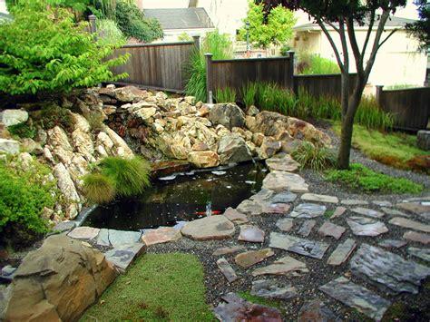 wonderful garden pond ideas  koi fish amaza design