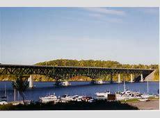 Webster, NY Looking at the Bay Bridge and Webster, NY