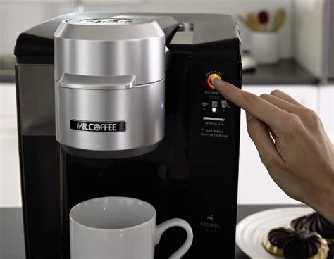 New Mr. Coffee Single Serve Coffee Brewer Maker Keurig Burr Coffee Grinder Harvey Norman Rust Iced Maker Keurig Work Dutch Espresso Mr Tea Won't Turn On With Bonus Pitcher