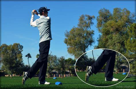 Full Swing Finish - Grant Brown Golf