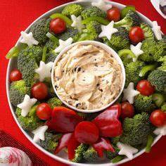 christmas fruit and ve able platter ideas