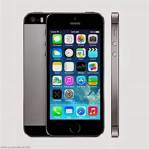 Apple Iphone 5s User Guide Manual  U2013 Usermanual Info