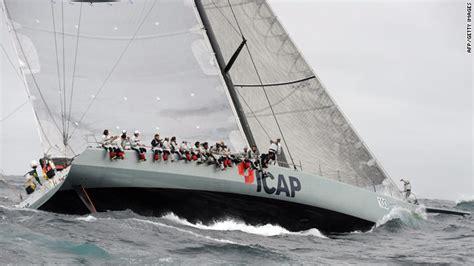 Kiwis Have Edge In Sydneyhobart Race Cnncom