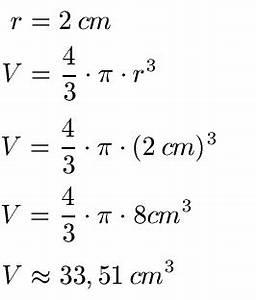 Volumen Einer Kugel Berechnen : kugel umfang fl che und inhalt formel und berechnung on line ~ Themetempest.com Abrechnung