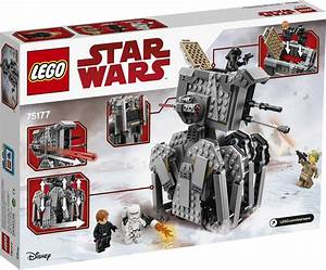 75177 First Order Heavy Scout Walker | The Brothers Brick ...